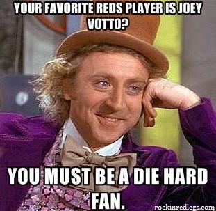 Reds Meme Of The Day Rockin Redlegs